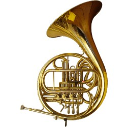 brass French horn