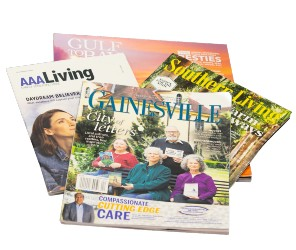 various gainesville area magazines