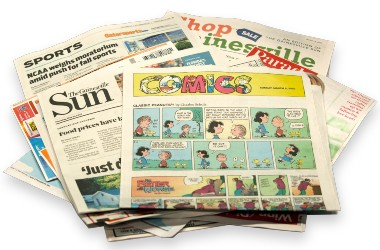 gainesville sun newspapers and comics