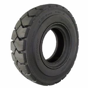 black rubber car tire