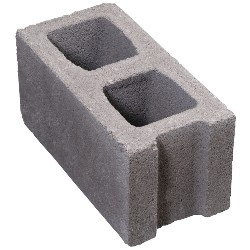 gray concrete block