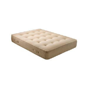 tan colored mattress
